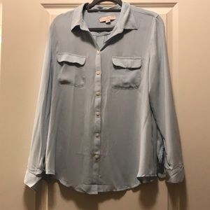 Portifino pale blue shirt